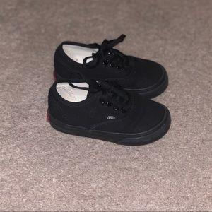 Vans Shoes - Vans toddler authentic